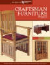 Marshall, Chris Craftsman Furniture Projects
