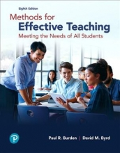 Burden, Paul R.,   Byrd, David M. Methods for Effective Teaching