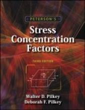 Pilkey, Walter D. Peterson`s Stress Concentration Factors