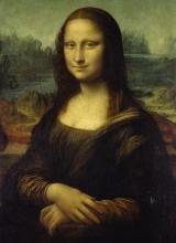 Leonardo da Vinci Mona Lisa Notebook