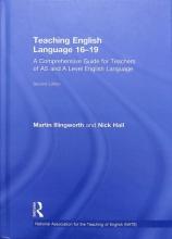 Martin (Sheffield Hallam University, UK) Illingworth,   Nick Hall Teaching English Language 16-19