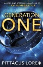Pittacus  Lore Generation One (Lorien Legacies Reborn)