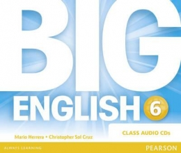 Herrera, Mario Big English Plus 6 Class CD