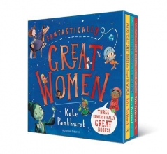 Pankhurst, Kate Fantastically Great Women Boxed Set