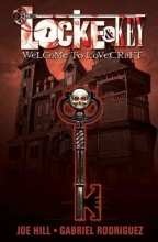 Hill, Joe,   Rodriguez, Gabriel Locke & Key 1