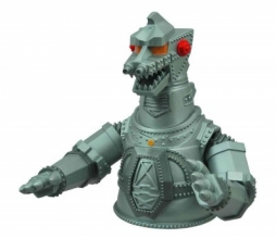 Godzilla Classic Mechagodzilla Vinyl Bust Bank