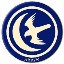 Dark Horse Deluxe Game of Thrones Embroidered Patch Arryn