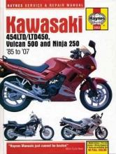 Haynes Publishing Kawasaki 454 Ltd, Vulcan 500 & Ninja 250 (85 -07)