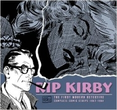 Prentice, John,   Dickenson, Fred Rip Kirby 7