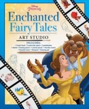 Disney Princess Enchanted Fairy Tales Art Studio
