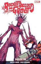 Young, Skottie Rocket Raccoon & Groot Volume 1