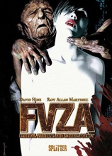 Hine, David FVZA - Federal Vampire and Zombie Agency