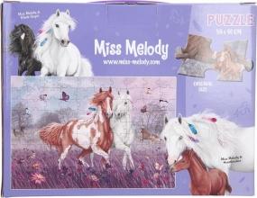 , Miss meldoy puzzel 100 stukjes