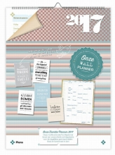 Piens Family Planner 2017