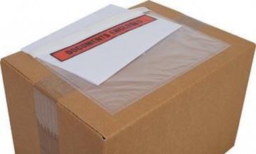 , Paklijstenvelop CleverPack zelfklevend bedrukt 230x155mm 100st