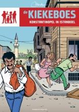 Merho De Kiekeboes Konstantinopel in Istanboel