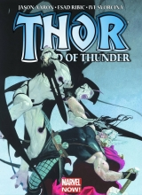 Jason  Aaron Marvel Thor