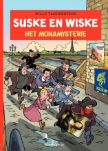 Willy  Vandersteen Suske en Wiske Het Monamysterie