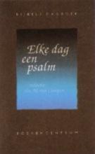 M. van Campen , Elke dag een psalm