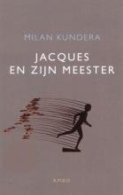 Milan  Kundera Jacques en zijn meester