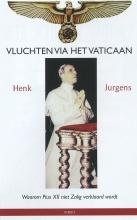 H.  Jurgens Vluchten via het Vaticaan