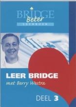 B. Westra , Leer bridge met Berry Westra 3