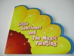 Regillio  Vriesde, Virginie  Lemay, Recheza  Vriesde, Jayron  Vriesde Little Sunflower and the magic painting