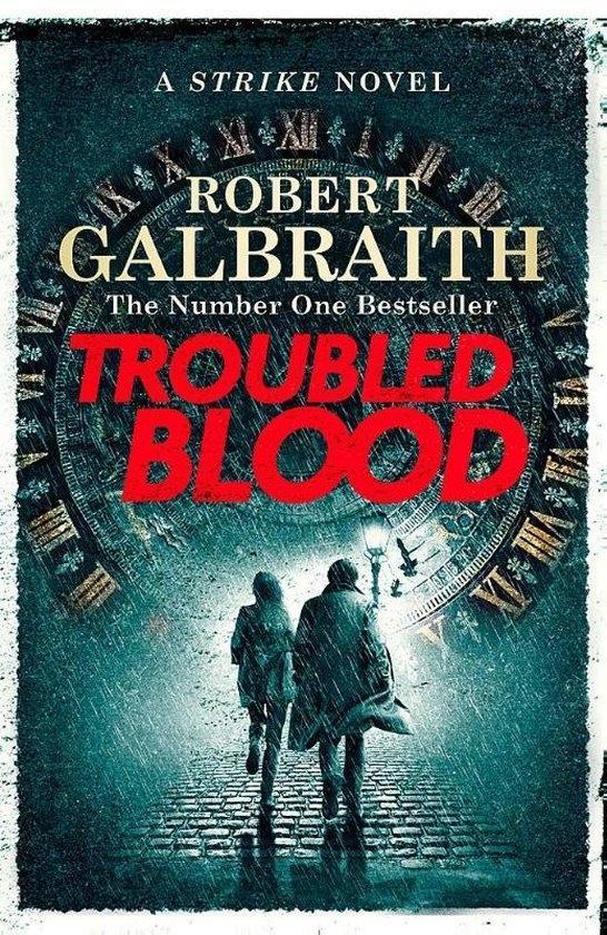 Robert Galbraith,Troubled Blood