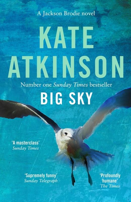 Kate Atkinson,Big Sky