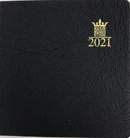 ,Zakagenda 2021 ryam princesse 1week/2blz suprema  assorti 68x68