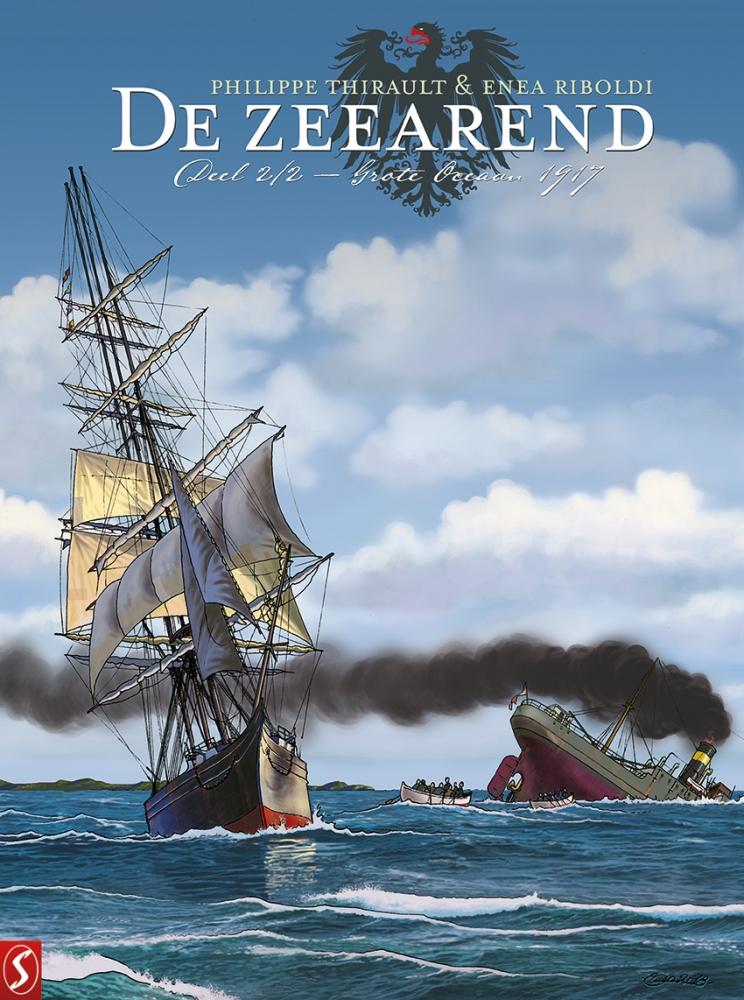 Enea,Riboldi/ Thirault,,Philippe,De Zeearend 02