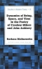 Malinowska, Barbara, Dynamics of Being, Space, and Time in the Poetry of Czeslaw Milosz and John Ashbery