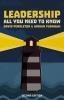 David Pendleton,   Adrian F. Furnham, Leadership: All You Need To Know 2nd edition