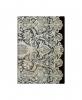 , Ivory Veil Midi Unlined Journal