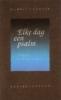 <b>M. van Campen</b>,Dagboek - Elke dag een psalm