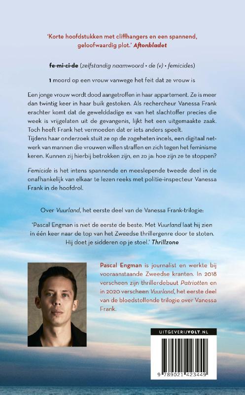 Pascal Engman,Femicide