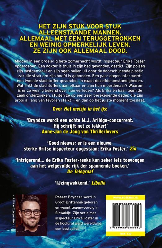 Robert Bryndza,De stalker in de nacht