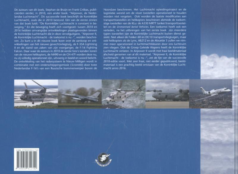 Stephan de Bruijn, Frank Crébas,Airpower II