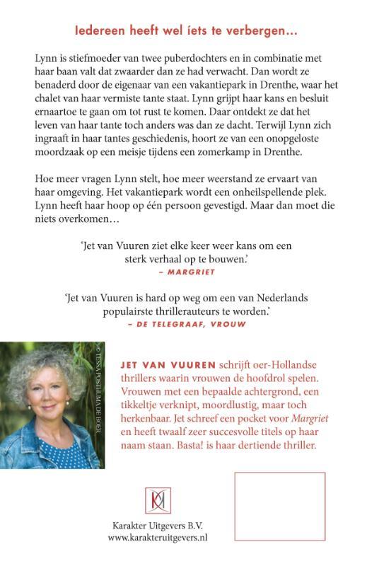Jet van Vuuren,Basta! LP