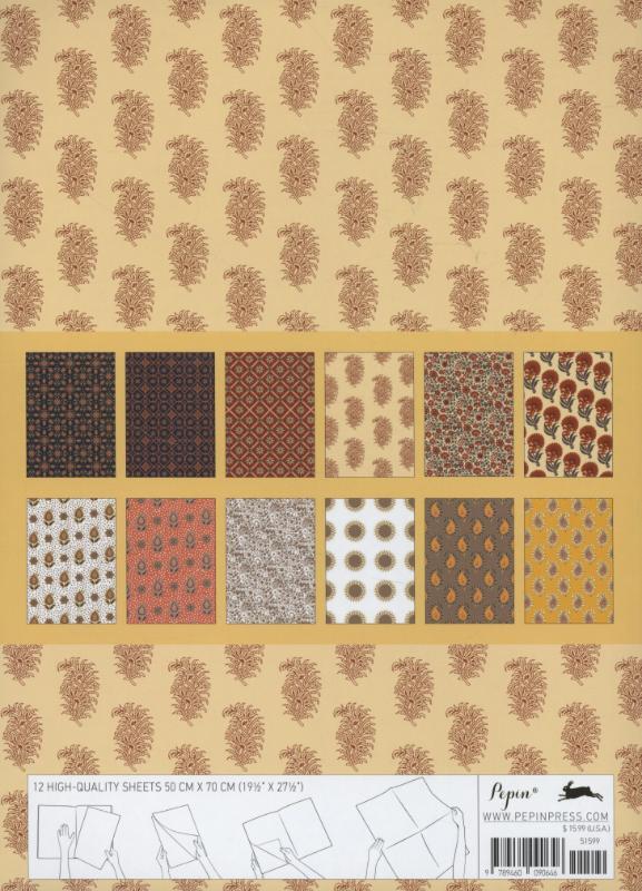,Indian Patterns Volume 52