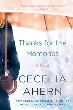 Ahern, Cecelia Thanks for the Memories