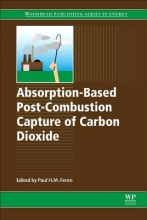 Feron, Paul Absorption-Based Post-Combustion Capture of Carbon Dioxide