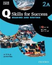 Mcveigh, Joe,   Bixby, Jennifer Q Skills for Success: Level 2: Reading & Writing Split Stude