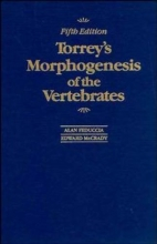 Alan Feduccia,   Edward McCrady Torrey`s Morphogenesis of the Vertebrates