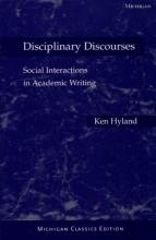 Ken Hyland Disciplinary Discourses
