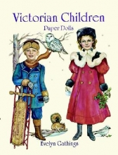 Evelyn Gathings Victorian Children Paper Dolls