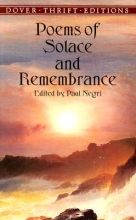 Dover Thrift Editions Poems of Solace and Remembrance