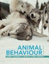 Aubrey (University of Edinburgh) Manning,   Marian Stamp (University of Oxford) Dawkins An Introduction to Animal Behaviour