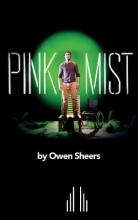 Sheers, Owen Pink Mist