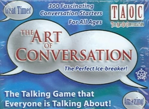 Howland, Louise Art of Conversation - All Ages